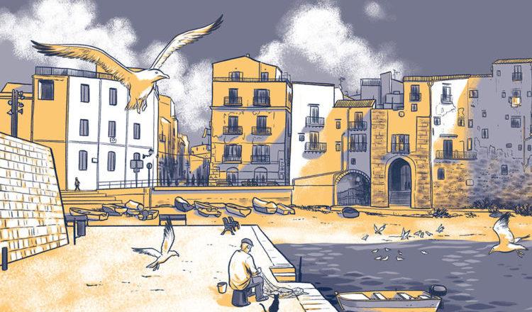 """Le sirene raccontate da Giulio Macaione in """"Stella di mare"""" - OUTsiders  webzine"""